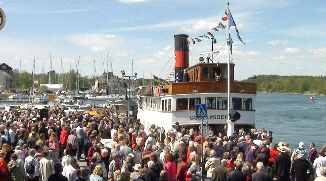 Gustavsberg VII fyller 100 år 2012.